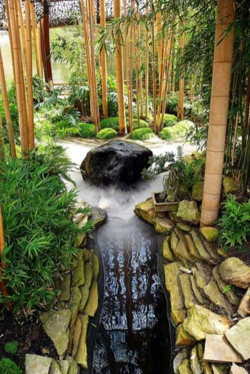 Stunning japanese garden ideas plants you will love 32