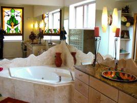 Stylish kitchen designs ideas with corner sinks 26