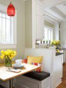 Stylish kitchen designs ideas with corner sinks 59