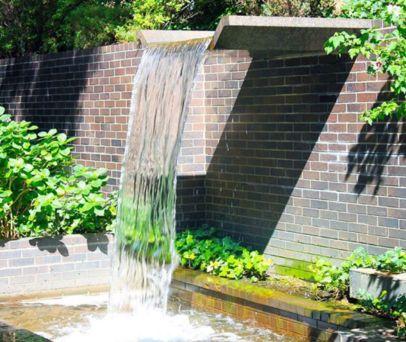 Stylish outdoor garden water fountains ideas 01