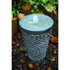 Stylish outdoor garden water fountains ideas 31