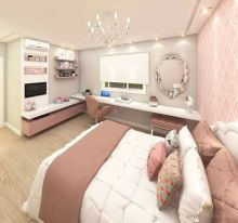 Teenage girl bedroom furniture 02