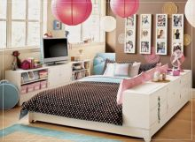 Teenage girl bedroom furniture 03