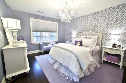 55 Stunning Teenage Girl Bedroom Furniture Ideas - ROUNDECOR