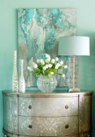 Tone furniture painting design 01