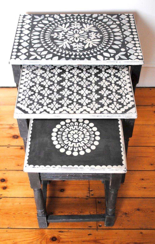 Tone furniture painting design 04
