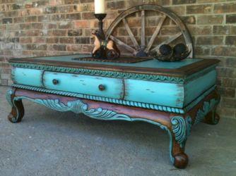 Tone furniture painting design 11