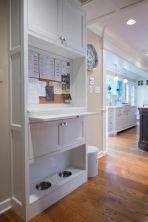 Amazing stand alone kitchen pantry design ideas (24)