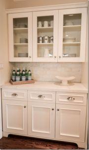 Amazing stand alone kitchen pantry design ideas (48)