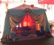 Cozy bohemian teenage girls bedroom ideas (17)