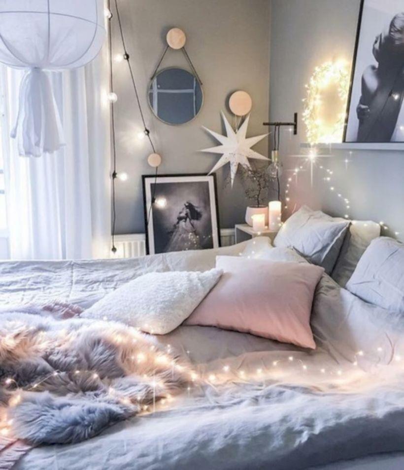 63 Cozy Bohemian Teenage Girls Bedroom Ideas Round Decor