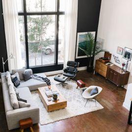 Mid century modern apartment decoration ideas 06
