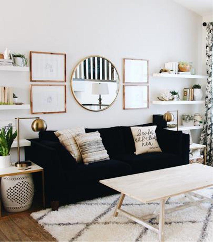 Mid century modern apartment decoration ideas 11