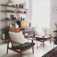 Mid century modern apartment decoration ideas 25