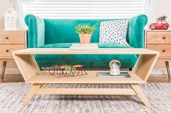 Mid century modern apartment decoration ideas 29