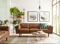 Mid century modern apartment decoration ideas 31