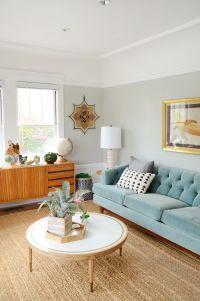 Mid century modern apartment decoration ideas 33 - Round Decor