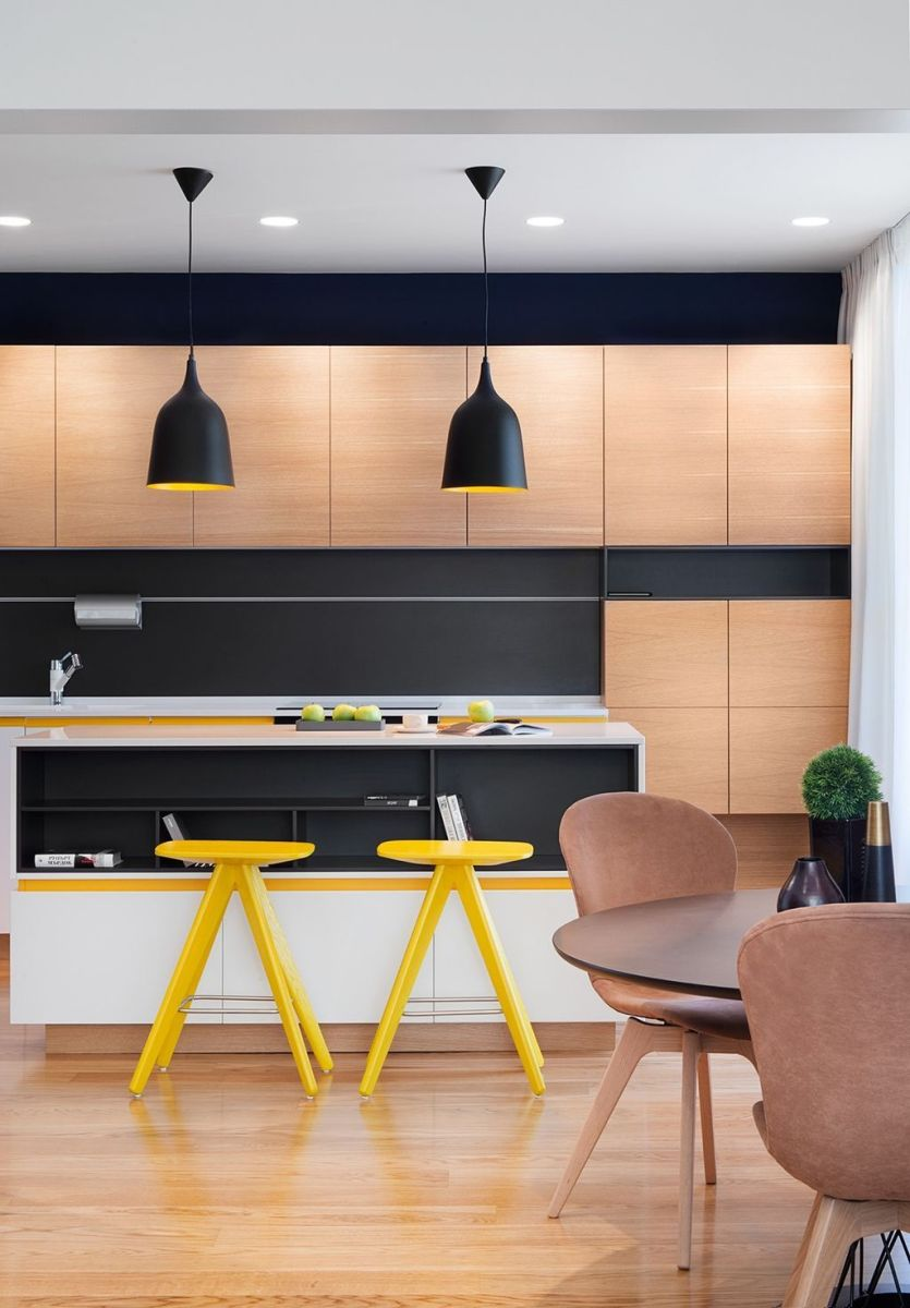 Mid century modern apartment decoration ideas 49