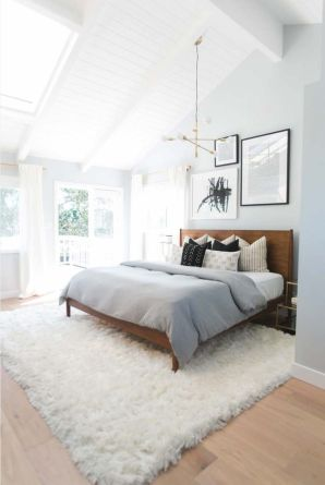 Mid century modern apartment decoration ideas 56