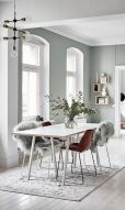 Mid century scandinavian dining room design ideas (32)