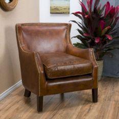 Modern leather living room furniture ideas (41)