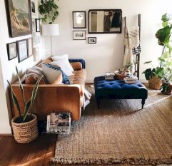 Modern leather living room furniture ideas (43)