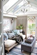 Rustic living room curtains design ideas (17)