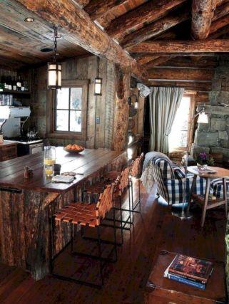 Rustic living room curtains design ideas (20)
