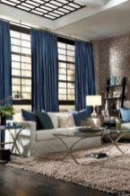 Rustic living room curtains design ideas (4)