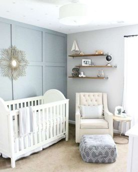 Simple baby boy nursery room design ideas (1)