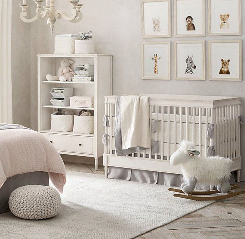 Simple Baby Boy Nursery Room Design Ideas (10) Part 60