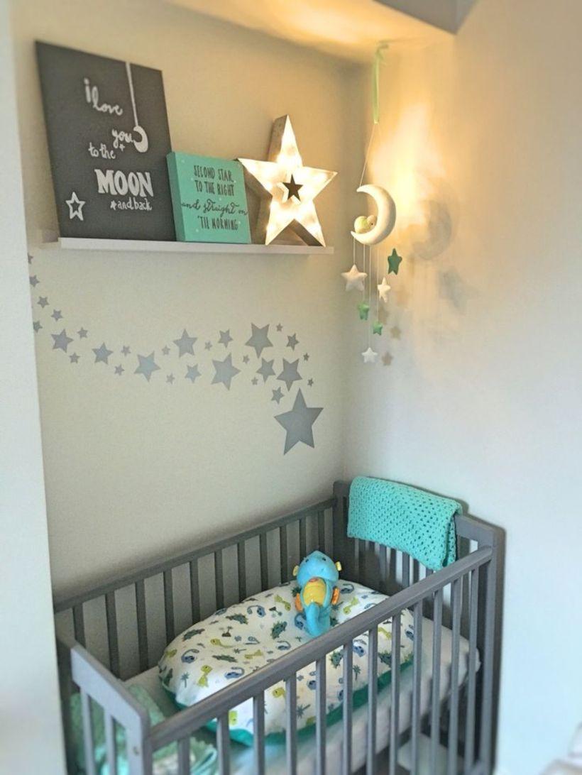 Simple baby boy nursery room design ideas (14)