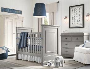 Simple baby boy nursery room design ideas (36)