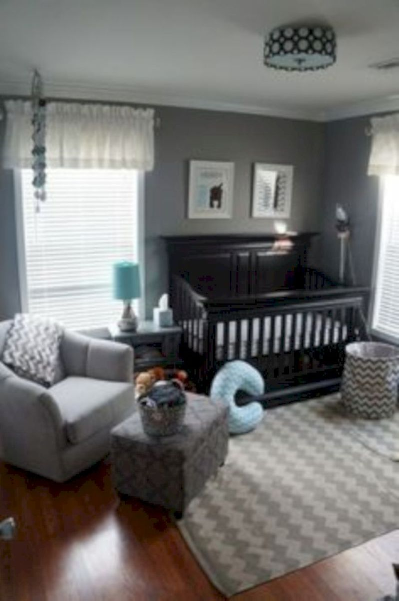 Simple baby boy nursery room design ideas (39)