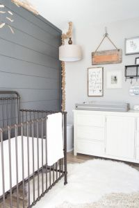 Simple baby boy nursery room design ideas (4)
