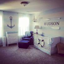 Simple baby boy nursery room design ideas (53)