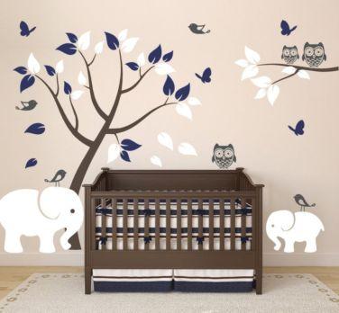 Simple baby boy nursery room design ideas (8)