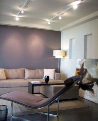 Stylish dark wood floor ideas for your living room (24)