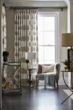 Stylish dark wood floor ideas for your living room (7)