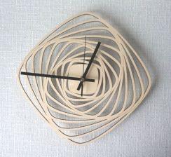 Unique wall clock designs ideas 12