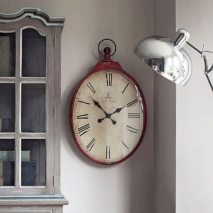 Unique wall clock designs ideas 26