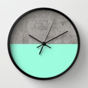 Unique wall clock designs ideas 30