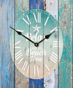 Unique wall clock designs ideas 60