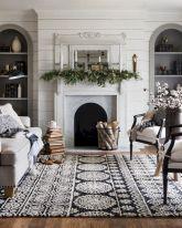 Adorable christmas living room décoration ideas 22 22