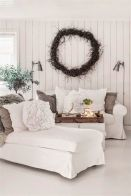 Adorable christmas living room décoration ideas 29 29