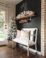 Adorable christmas living room décoration ideas 36 36