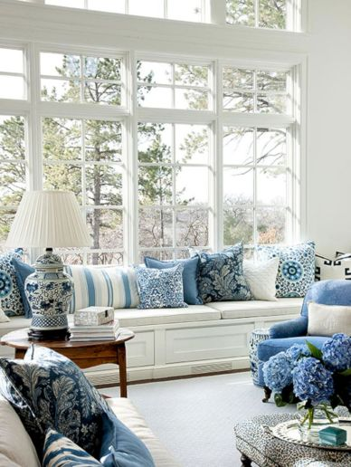 Adorable country living room design ideas 19