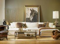 Adorable country living room design ideas 26