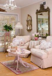 Adorable country living room design ideas 39