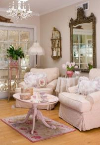 Adorable country living room design ideas 39